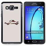 Planetar ( Naked Woman Act Nude Farbe ) Samsung Galaxy On5 O5 Handyhülle Schale Hart Silikon Hülle Schutzhülle Hülle