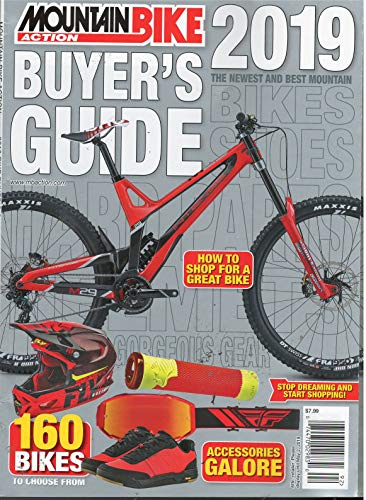 Mountain Bike Action 2019 Buyer's Guide