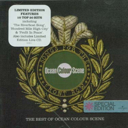 Songs From The Front Row-Best Of (2 CD)