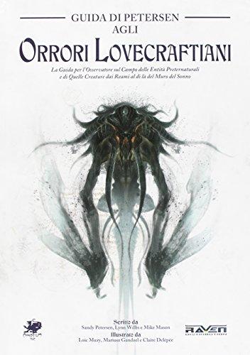 Il Richiamo Di Cthulhu Gioco Di Ruolo Guida Di Petersen Agli Orrori Lovecraftiani