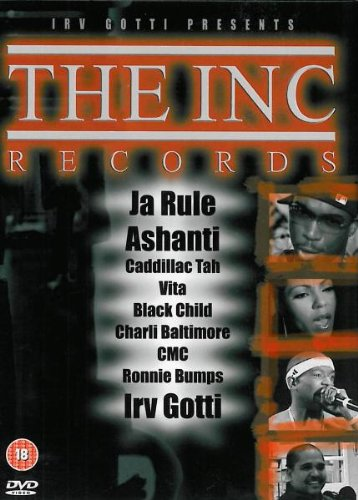 Irv Gotti - The Inc Records (Non US Format, PAL, Region 2)