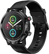 Haylou LS05S 1,28 inch HD TFT-kleurenscherm fitness-tracker, IP68 waterdichte hartslagbewaking Sport Smart Watch-berichthe...