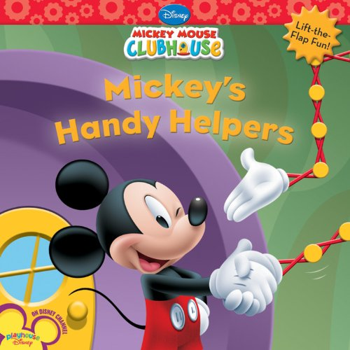 Mickey's Handy Helpers (Mickey Mouse Clubhouse)