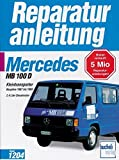 Mercedes MB 100 Kleintransporter: Baujahre 1987 bis 1993. 2,4 Liter Dieselmotor