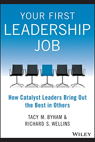Your First Leadership Job: How Catalyst Leaders Bring Out the Best in Others (English Edition)