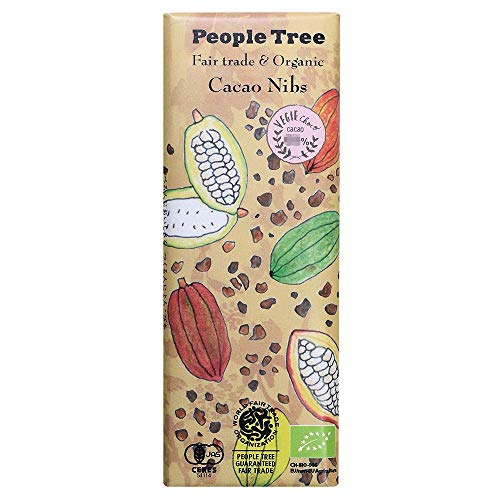 People Tree ピープルツリー フェアトレードチョコ 板チョコ オーガニック カカオニブ