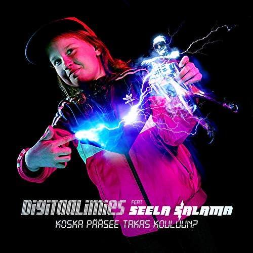 Digitaalimies feat. Seela Salama