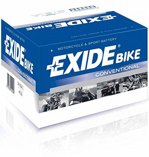 EXIDE 12N5,5A-3B Bike MIT Fresh Pack 12V 5,5AH 40A