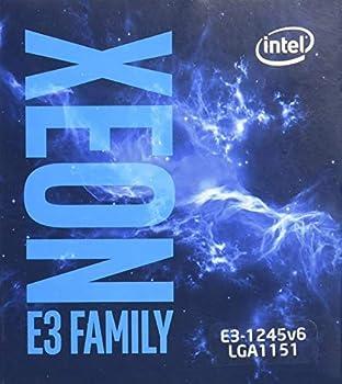 Intel Xeon E3-1245 Processors BX80677E31245V6