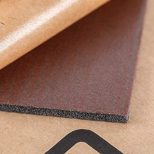 Noico Rosso 4 mm 1.7 mq l'isolante acustico e termico per auto