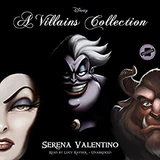 A Villains Collection audiobook cover art