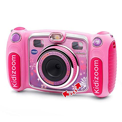 VTech Kidizoom DUO Selfie Camera - Pink - Online Exclusive