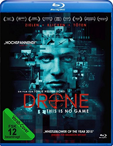 Drone - This Is No Game! [Blu-ray]