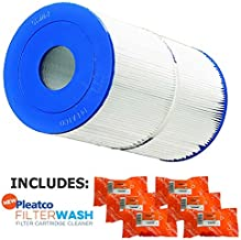 Pleatco Cartridge Filter PWK30 30 sq ft Watkins Hot Spring Spas w/ 6x Filter Washes