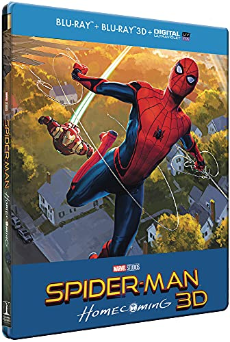 Spider-Man : Homecoming [Francia] [Blu-ray]