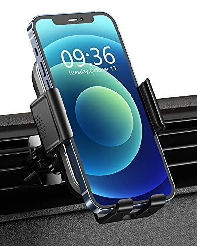 Cocoda Porta Cellulare da Auto, Bocchetta Dell'aria Supporto Cellulare Auto Universale con Più forte Vent Clip, Compatibile con Caricatore MagSafe per iPhone 12 Pro Max/12 Mini/11 Pro Max/8 Plus