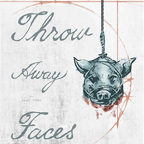 Throw-Away Faces audiobook cover art