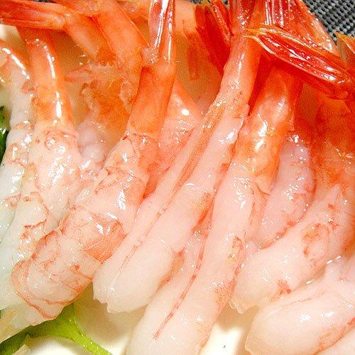 甘エビ 刺身用 急速冷凍 殻付 甘海老 お刺身 フライ 海鮮丼 天然 甘えび 約1kg