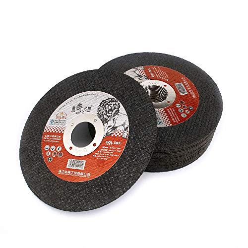 ZhuJinSheng Pieza de corte5/10/15/20 / 25Pcs Discos de muela abrasiva Discos de...