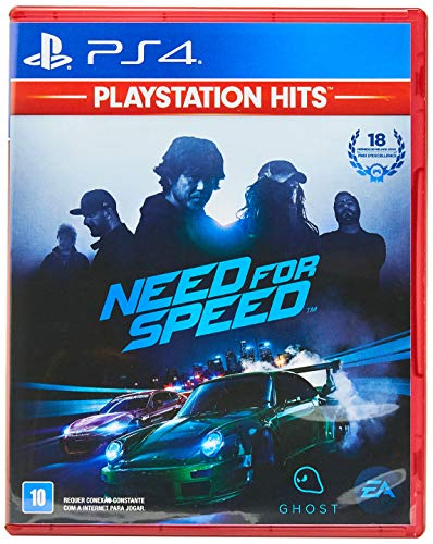 Need For Speed - Playstation 4