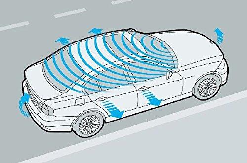 BMW Original Alarmanlage Nachrüstsatz X4 F26