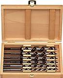 Projahn 99979 Holz Schlangenbohrer Satz, 320 mm Länge, 6 Teilige