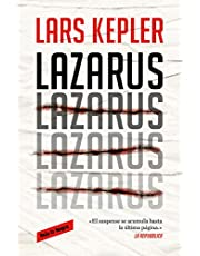 Lazarus (Roja y negra)