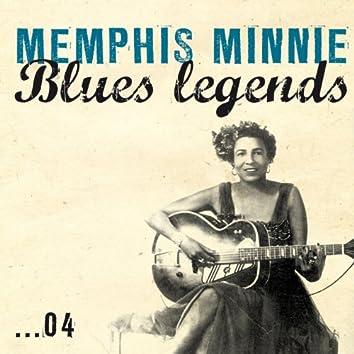 Blues Legends, Vol. 4
