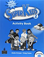 SuperKids (2E) Level 2 Activity Book with CD