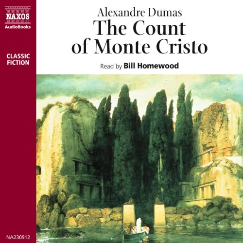 Couverture de The Count of Monte Cristo