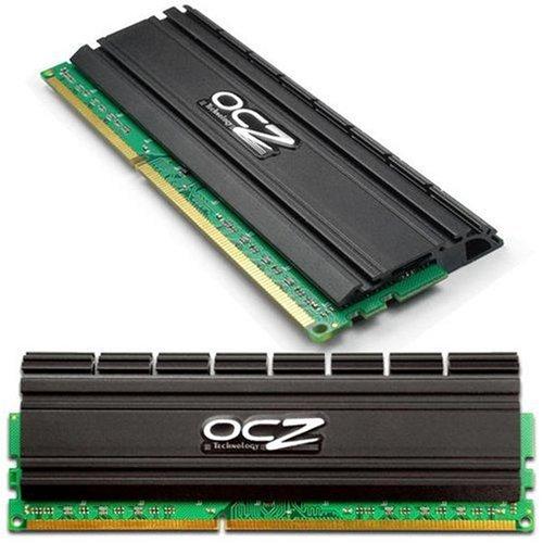 OCZ Blade Heatspreader DDR2 PC2-6400 Arbeitsspeicher 4GB Kit (2X 2GB, 800MHz, CL4)