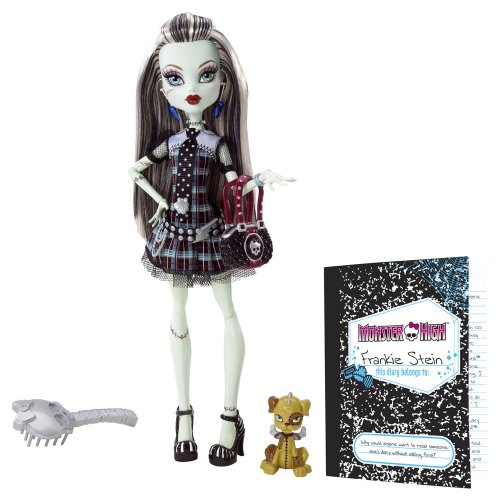 Monster High – BBC67 – Puppe – Frankie Stein