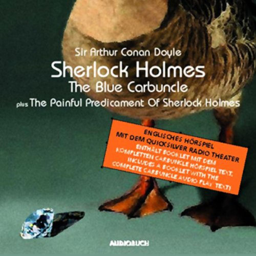 Sherlock Holmes. The Blue Carbuncle cover art
