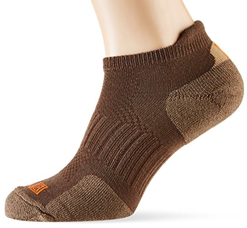 5.11 Tactical Recon Ankle Socks Large/X Large Timber