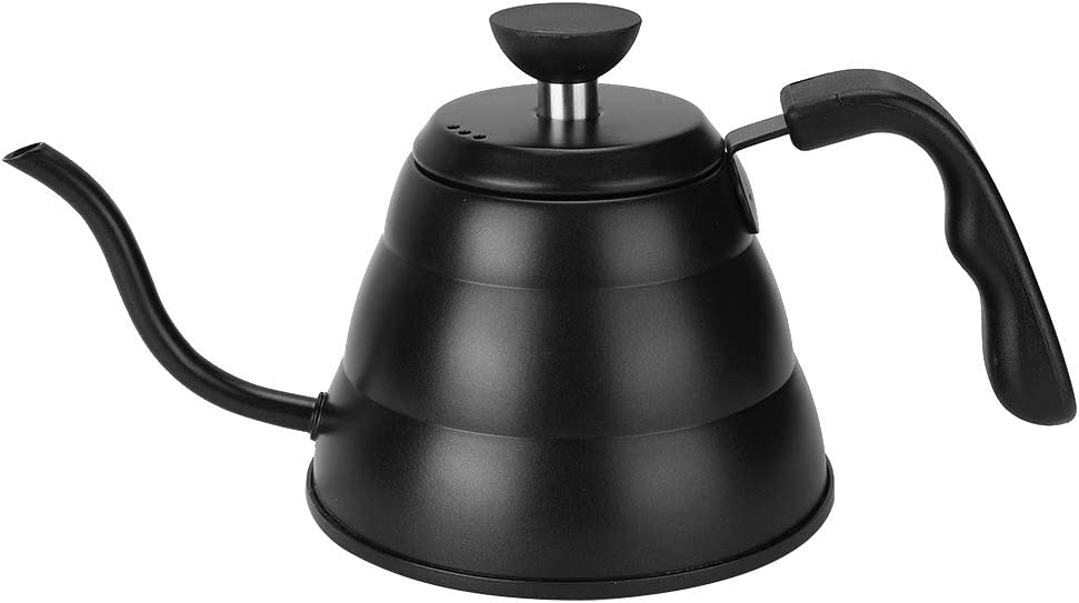 Coffee Kettle with Small Nozzle h Pot Atlanta Mall Outlet Excellence Rubber