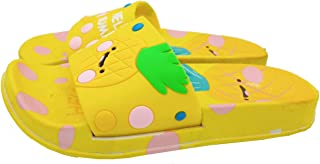 Mag Creations Pineapple Kids Flip Flop Slipper for Girls and Boys (1.5 to 7 Years)