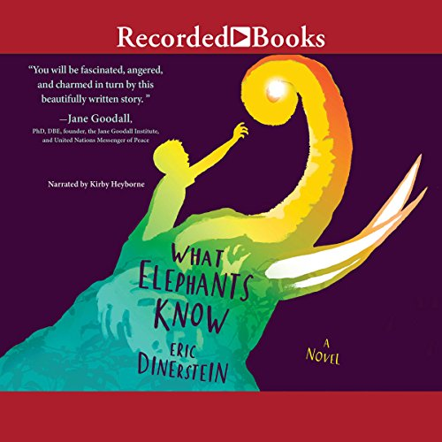 What Elephants Know audiobook cover art