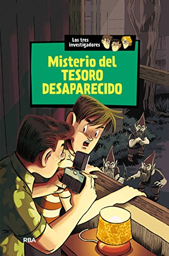 Los tres investigadores 5: Misterio del tesoro desaparecido: Los tres investigadores (5) (INOLVIDABLES)