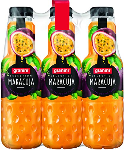 Granini Selection Maracuja, 6er Pack, EINWEG (6 x 750 ml), 1008267