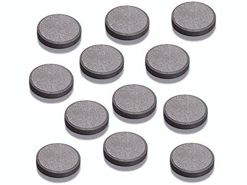Magnete, 12 Stück, Ø 19 mm [Spielzeug]