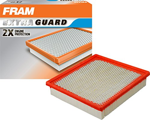 FRAM Extra Guard Air Filter, CA9762 for Select Chrysler, Dodge, Lexus and Toyota Vehicles