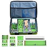 Vogvigo Physics Kit de aprendizaje de circuito eléctrico, laboratorio...