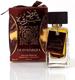 Oud Sharqia Eau De Parfum - perfume for men & - perfumes for women, 80ml