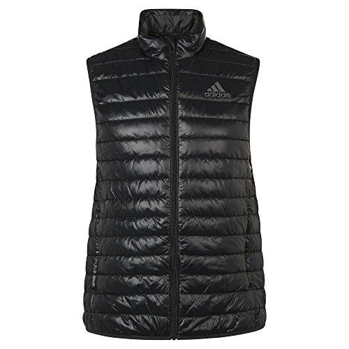 Adidas All Premium Veste sans Manche pour Homme Padded Taille l (Gris foncé aC1621