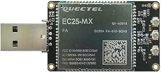 4G LTE USB Dongle W/EC25-MX LCC IoT/M2M-optimized LTE Cat 4 Module W/SIM Card Slot Industrial Grade