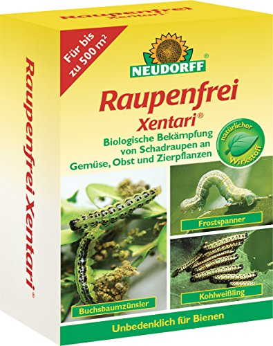 """Raupen-Frei """"Xentari"""" 592 NEUDORRF RAUPEN- FREI XENTARI 0592-587875"""