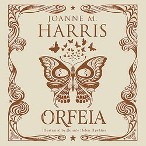Orfeia  By  cover art