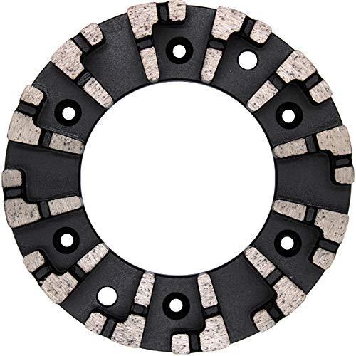 PREMIUM Diamant-Scheibe 150 mm Asphalt Estrich abrasive Baufstoffe passend für Renovierungsfräse Protool Festool Renofix RG 150 - RGP 150 Werkzeugkopf DIA ABRASIVE-D150 150mm