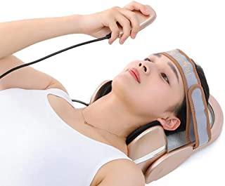 Jl Electric Multi-Function Neck Massager Cervical Traction Physiotherapy Airbag Extrusion Infrared Heating Vibration Reducing Fatigue