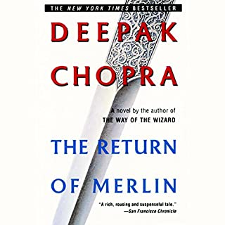 The Return of Merlin audiobook cover art